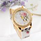 RINNADY Flower Watch Women Watches Ladies 2016 Brand Luxury Famous Female C