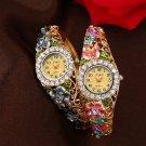 Lvpai 2016 New Brand Women Bracelet Watch Women Fashion Alloy Wrist Watches