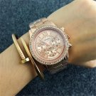 Rose Gold Women Watches Fashion Wrist Watch Women Watches Ladies Luxury Bra