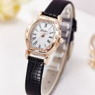 High Quality Gold Bracelet Watches Women Luxury Brand Leather Strap Quartz