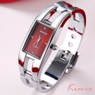 KIMIO Rectangle Hand Ring Bracelet Woman's Watch Ladies Watch Luxury Brand