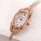 Luxury Watch Bracelet women Fashion Quartz wristwatches Ladies CRYSTAL watc
