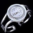 Fashion Full Steel Bracelet Watch Women Watches Rhinestone Women's Watches