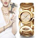 WEIQIN Luxury Waterproof Crystal Women Bracelet Watches Lady Fashion Dress