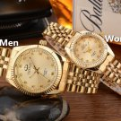CHENXI Golden New Clock gold Fashion Women Watch full gold Stainless Steel