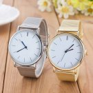 Tempter 2017 Famous Brand Gold Silver Casual Quartz Watch Women Mesh Stainl