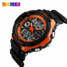 SKMEI Luxury Brand Sports Watches Shock Resistant Men LED Watch Military Di