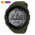SKMEI Men Climbing Sports Digital Wristwatches Big Dial Military Watches Al