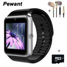 2017 Pewant Wearable Devices Smart Watch GT08 Android Wear Clock Smartwatch