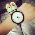 Unisex Men Women Watches Quartz Analog Waterproof Fashion Clock Wrist Watch