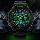 2017 Men Quartz Digital Watch Men Sports Watches Relogio Masculino SKMEI S