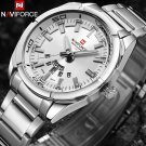 NAVIFORCE Brand Men Watches Luxury Sport Quartz 30M Waterproof Watches Men'