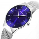 Readeel Top Brand Mens Watches Luxury Quartz Casual Watch Men Stainless Ste