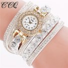 Brand CCQ Women Watches Fashion Clock Classical a Bracelet Watch Females La