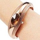 Luxury Rose Gold Watch Women Watches Bracelet Women's Watches Fashion Ladie
