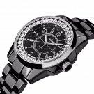 SINOBI Watch Luxury Rhinestone Women Watches Crystal Ladies Watch Women Clo