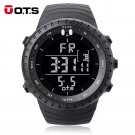 OTS Luxury Brand Military Digital Watch Men Sports Watches 50M Waterproof S