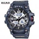 Luxury Brand Men Sports LED Watch Shock Waterproof  Watches Military Men's