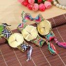 Fashion Handmade Braided Friendship Bracelet Watch Rope Watch Casual Women