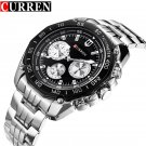 Curren Brand Fashion Quartz Watch Men's Casual waterproof Military Army Wri