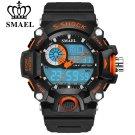 SMAEL Watches Men Military Army Mens Watch Reloj Led Digital Sports Wristwa