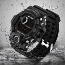 2017 Military Electronic Wrist Watch Sport Top Brand Sanda Digital Wristwat