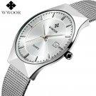 Brand Luxury Men's Watch Date 50m Waterproof Ultra Thin Clock Male Casual Q