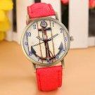 CheapTop Brand Watch, 1 PC Unisex Leather Band Analog Quartz Vogue Wrist Wa