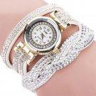 CCQ women Bracelet  watches Fashion Casual Analog Quartz Women  shiny Rhin