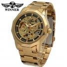 2017 Winner New Gold Watches Luxury Classic Brand orologio uomo Fashion Cas