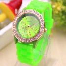 Hot Relogio Feminino Fashion Women Watch Analog Quartz Wrist Watch Jelly Go