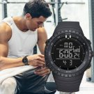 BIDEN Luxury Brand Mens Sports Watches LED Military Watch Men Casual Electr