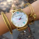 2015 Newest Mother Of Pearl Dial Watch Somewhere Watches For Ladies Women A