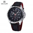 MEGIR Watch Men Watches Relogios Masculinos Fashion Men's Quartz Watch Top