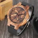 Erkek Saat Simple Wood Watches Men's Minimalist Deisgn WristWatch Original