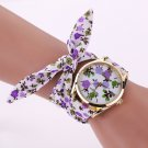 Watches for Women Girls 2017 New Design Women Watches Colorful Flowers Prin