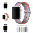 URVOI 2017 band for apple watch series 1 2 woven nylon band fabric like fee