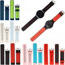 Replacement Silicone Watch Bands Bracelet Strap for Xiaomi Huami AMAZFIT Sp