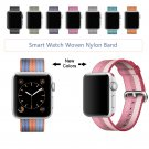 New Arrival Nylon Strap for Apple Watch Band Nylon Band With Built in Adapt