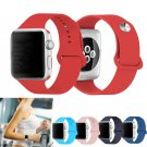 Soft Silicone Replacement Band for Apple Watch Series 1 2 3 Fashion Wrist S