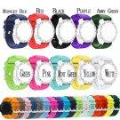 Joyozy For Samsung Gear S3 Frontier / Classic Watch Band Soft Silicone stra