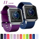 New  L Size Various Colors sport  Wrist Strap Soft Silicone Watch Band For