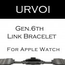 URVOI link bracelet band for apple watch series 3 2 1 strap for iWatch adju
