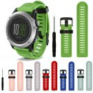 Fabulous watch band Soft Silicone Strap Replacement Watch Band With Tools F