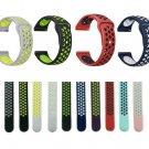 22mm Silicone Strap for xiaomi huami amazfit band Belt , Bracelet for Samsu
