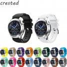 CRESTED Fashion Sports Silicone Watch Strap For Samsung Gear S3 Band wrist