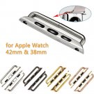 ProBefit 1 Pair Seamless Metal Connector Clasp Watch Band Buckle Connection