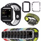 Replacement Watch Strap For Fitbit Blaze Bands Sport Soft Silicone For Fitb