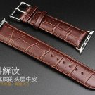 YIFALIAN Series 3/2/1 100% Crocodile Genuine Leather with Adapter Strap For