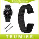 20mm Milanese Loop Watchband Magnetic Lock Bracelet for Samsung Gear S2 Cla
